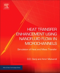 Cover image for Heat Transfer Enhancement Using Nanofluid Flow in Microchannels