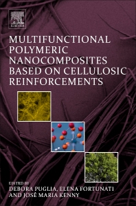 Cover image for Multifunctional Polymeric Nanocomposites Based on Cellulosic Reinforcements