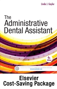 Cover image for The Administrative Dental Assistant - Text and Workbook Package