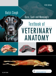 Dyce, Sack, and Wensing's Textbook of Veterinary Anatomy - 5th Edition - ISBN: 9780323442640, 9780323442596