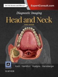 Cover image for Diagnostic Imaging: Head and Neck