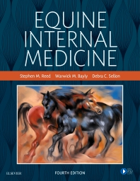 Cover image for Equine Internal Medicine