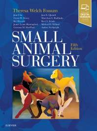 Cover image for Small Animal Surgery