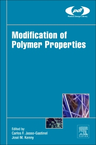 Cover image for Modification of Polymer Properties