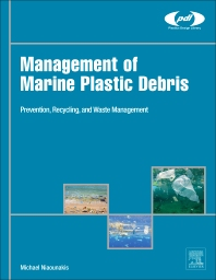 Book cover image for Management of Marine Plastic Debris, Plastics Design Library