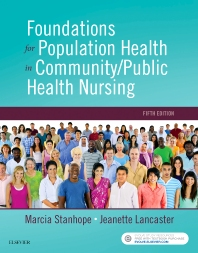 Cover image for Foundations for Population Health in Community/Public Health Nursing