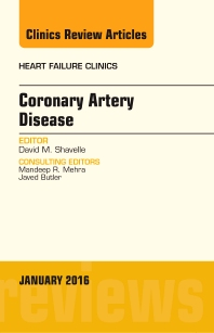 Cover image for Coronary Artery Disease, An Issue of Heart Failure Clinics