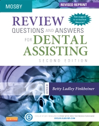 Cover image for Review Questions and Answers for Dental Assisting - Revised Reprint