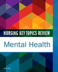 Cover image for Nursing Key Topics Review: Mental Health