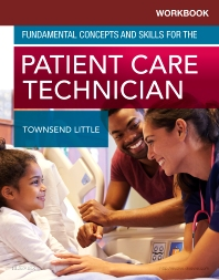 Cover image for Workbook for Fundamental Concepts and Skills for the Patient Care Technician
