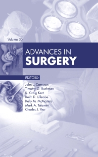Cover image for Advances in Surgery, 2016