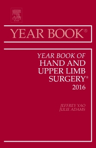 Cover image for Year Book of Hand and Upper Limb Surgery 2016