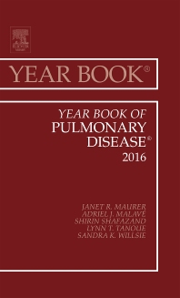 Cover image for Year Book of Pulmonary Disease, 2016