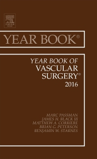 Cover image for Year Book of Vascular Surgery, 2016