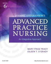 Cover image for Hamric and Hanson's Advanced Practice Nursing