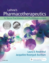 Cover image for Lehne's Pharmacotherapeutics for Advanced Practice Providers