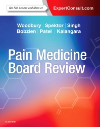 Cover image for Pain Medicine Board Review
