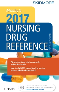 Cover image for Mosby's 2017 Nursing Drug Reference