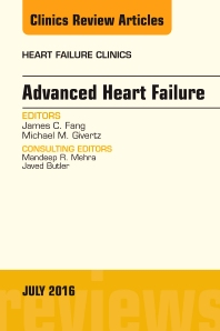 Cover image for Advanced Heart Failure, An Issue of Heart Failure Clinics
