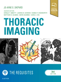 Cover image for Thoracic Imaging The Requisites