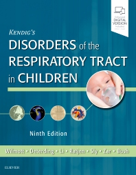 Cover image for Kendig's Disorders of the Respiratory Tract in Children