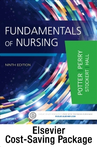 Cover image for Fundamentals of Nursing - Text and Elsevier Adaptive Learning Package