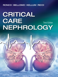 cover of Critical Care Nephrology - 3rd Edition