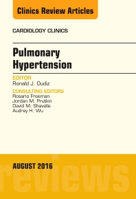 Cover image for Pulmonary Hypertension, An Issue of Cardiology Clinics