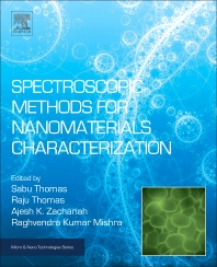 Cover image for Spectroscopic Methods for Nanomaterials Characterization