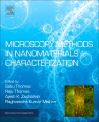 Cover image for Microscopy Methods in Nanomaterials Characterization