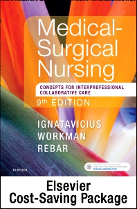 Medical-Surgical Nursing - Single-Volume Text and Study Guide Package - 9th Edition - ISBN: 9780323461566
