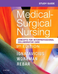 Cover image for Study Guide for Medical-Surgical Nursing