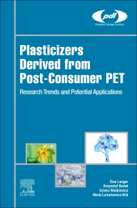 Cover image for Plasticizers Derived from Post-consumer PET