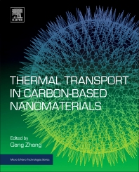 Cover image for Thermal Transport in Carbon-Based Nanomaterials