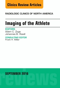 Cover image for Imaging of the Athlete, An Issue of Radiologic Clinics of North America