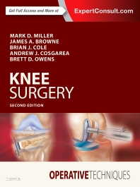 Cover image for Operative Techniques: Knee Surgery