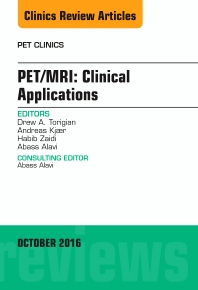 Cover image for PET/MRI: Clinical Applications, An Issue of PET Clinics