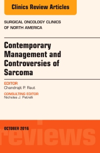 Cover image for Contemporary Management and Controversies of Sarcoma: An Issue of Surgical Oncology Clinics of North America