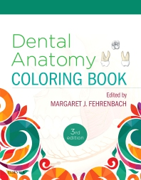 Cover image for Dental Anatomy Coloring Book