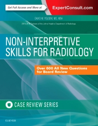 Cover image for Non-Interpretive Skills for Radiology: Case Review