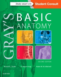 Cover image for Gray's Basic Anatomy