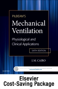 Cover image for Pilbeam's Mechanical Ventilation - Text and Workbook Package