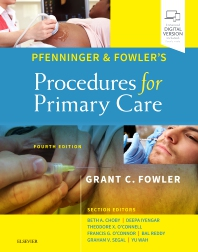 Pfenninger and Fowler's Procedures for Primary Care - 4th Edition - ISBN: 9780323476331, 9780323567954