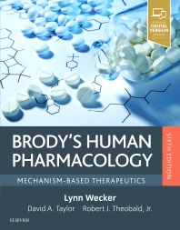 Cover image for Brody's Human Pharmacology