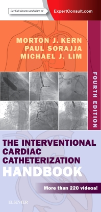 Book cover image for The Interventional Cardiac Catheterization Handbook (Fourth Edition)