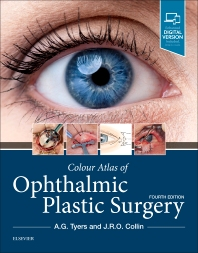 Cover image for Colour Atlas of Ophthalmic Plastic Surgery