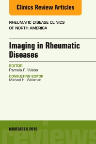 Cover image for Imaging in Rheumatic Diseases, An Issue of Rheumatic Disease Clinics of North America