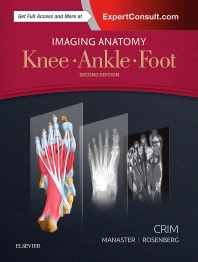 Cover image for Imaging Anatomy: Knee, Ankle, Foot