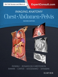 Cover image for Imaging Anatomy: Chest, Abdomen, Pelvis
