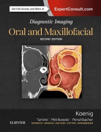 Cover image for Diagnostic Imaging: Oral and Maxillofacial